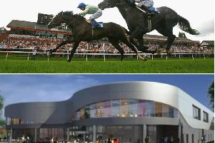 Around a dozen race meetings are held at Pontefract Racecourse every year. The leisure centre will have to close at least two hours before each one, when it opens.