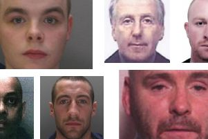 The public are advised not to approach any of the fugitives but to contact the police immediately.