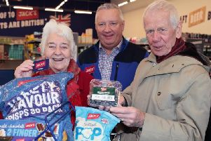 Customers were randomly selected via a checkout bingo activity around every half hour, to win either a 5, 10 or 20 Jacks money card.