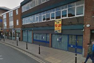 The Royal Bank of Scotland on Northgate has been vacant since simmer 2018.