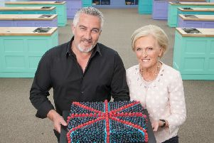One reader says they aren't interested in what happens to Bake-Off and its stars Paul Hollywood and Mary Berry (pictured)