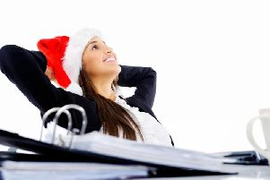 Productivity plummets ahead of Christmas: Today's the day we officially check out