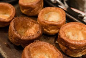 Yorkshire pudding - or a Dutch Baby?