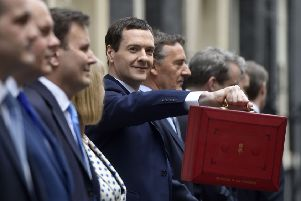 George Osborne demanded major savings from public sector organisations in the wake of the financial crisis.