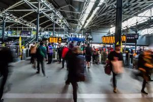 These diversions are causing one hour delays for Leeds and Wakefield train passengers this morning