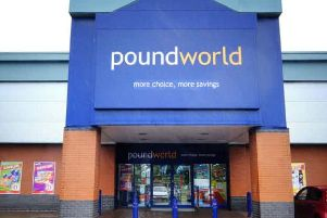 Return: Poundworld could be about to make a return to the high street after its intellectual property rights were acquired.