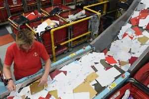 Royal Mail is opening six new Christmas post centres