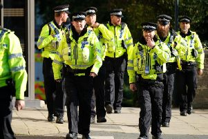 Police in West Yorkshire were attacked multiple times in a week
