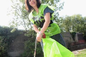 The community litter pick will take place tomorrow.