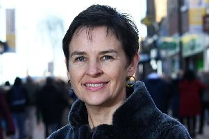 Mary Creagh MP.