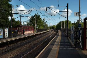 People are being urged to have their say with a consultation into improvements at Outwood train station