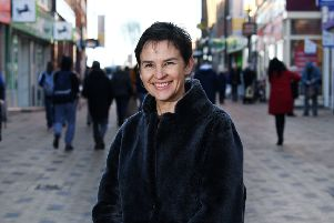 Calls for action: Wakefield MP Mary Creagh.