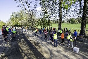 Wakefield Thornes parkrun attracted a field of 334 last Saturday.