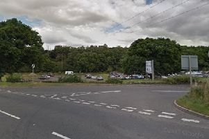 Fatal collision happened on Denby Dale Road, at the junction with Branch Road