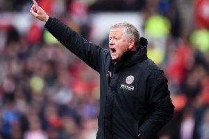 Sheffield United manager Chris Wilder. PIC: Nathan Stirk/Getty Images.