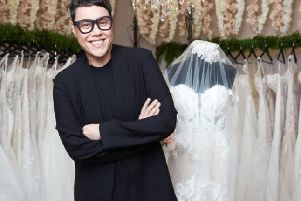 Fancy being helped by Gok Wan in finding your dream wedding dress?