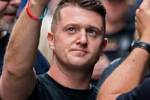 Stephen Yaxley-Lennon - who uses the name Tommy Robinson has been jailed.
