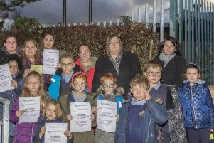 Mackie Hill Junior and Infant School in Crigglestone was due to be transferred into the hands of New Collaborative Learning Trust. Picture: Lee Ward