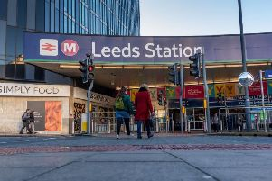 "Overcrowding on peak time trains at Leeds station has been described as ""frightening"""