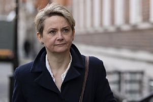 "Yvette Cooper MP has called for ""urgent action"" on drug crimes in Castleford."