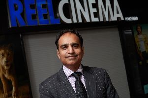 Muhammad Faisal, head of operations at Reel Cinemas, said the chain wanted to help increase footfall in the shopping centre.