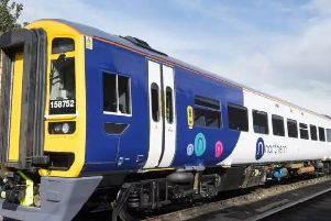 Rail users are being urge to check before travelling.