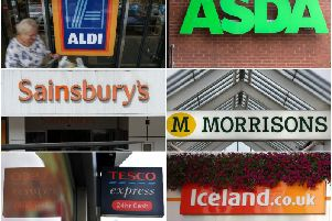These are the opening hours for every supermarket in Wakefield this bank holiday weekend
