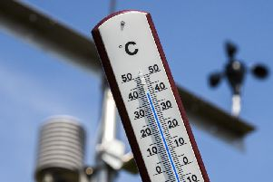 Temperatures were found to be 15 degrees higher inside the flat than outside. Picture by Getty Images.