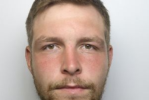 Blazej Albin was jailed for three years after a court was shown mobile phone footage of him stabbing rival during Wakefield street fight