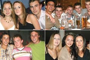 Did we get you picture on a night out in Havana in 2005?
