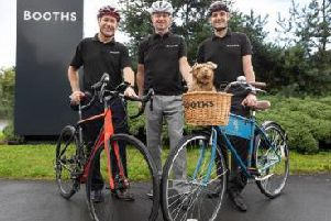 Cycle ride to aid mental health
