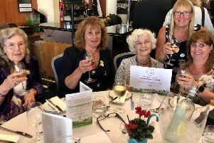 Care home wins floral praise for garden of eden