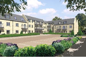 Work starts on living care home in Boston Spa