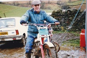 Driving force behind motor club dies