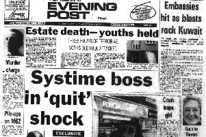 On this day in Yorkshire 1983: Crash traps girl in Leeds