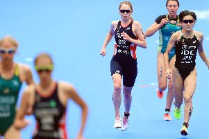 "Non Stanford had ""nothing left in her legs"" on the run (Photo: PA)"
