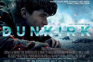 Dunkirk, cert 12A, in UK cinemas from Friday, July 21, 2017.  2017 Warner Bros. Entertainment. All rights reserved.