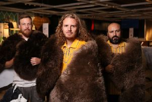 Game of Thrones admit to using Ikea rugs for actors' costumes