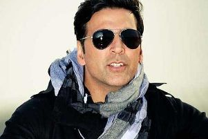 The  star of Gold is Akshay Kumar (pictured above, who ranks above Tom Hanks, Ryan Gosling and Ryan Reynolds on Forbes magazine's latest list of the world's highest -paid actors (s).