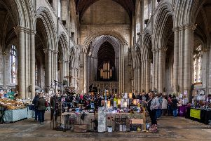 Volunteers say they get great pleasure and friendship through supporting Ripon Cathedral.
