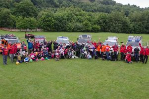 The team ran an excellent operation to keep 36 young people entertained with the Fire Brigade and Police helping out.