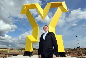 Sir Gary Verity, chief executive of Welcome to Yorkshire, will be at the first Wilfrid Conversation.