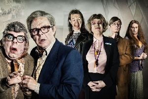 The League of Gentlemen are back and going on the road.