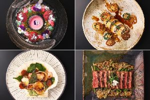 The seasonal menu will include 15 new dishes which will showcase the restaurant's most innovative cuisine to date