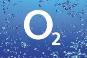 O2 has been down today.