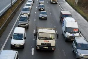 Here are the latest planned roadworks taking place in Yorkshire