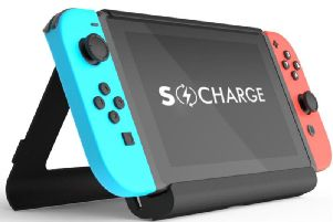 S-Charge battery case for Nintendo Switch