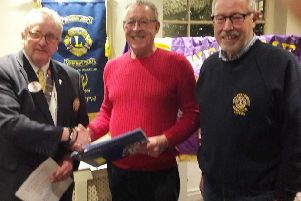 Wetherby Lions news recruits