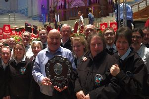 Wetherby Band to play in nationals
