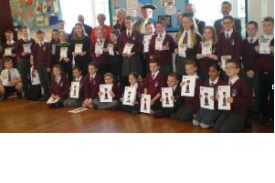 School marks Young Leaders' achievements